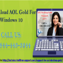 AOL Gold +1-844-443-3244